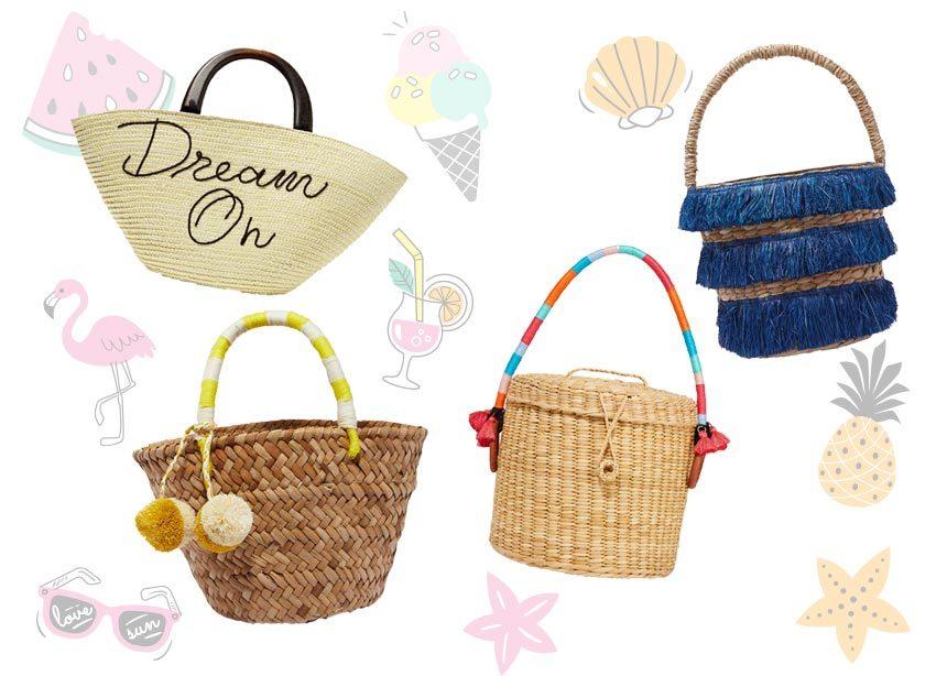 Σου βρήκαμε τις πιο τέλειες ψάθινες τσάντες για το Καλοκαίρι από το Net-a-Porter | tlife.gr