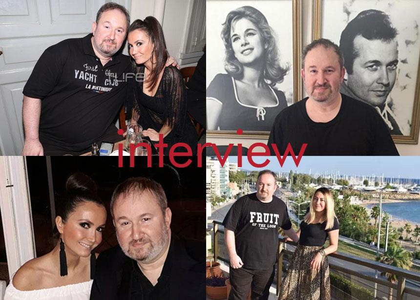 Γιάννης Παπαμιχαήλ: Πώς γνώρισε τη σύντροφό του, ο Λάκης Λαζόπουλος και όσα δεν ξέρεις γι΄αυτόν! VIDEO | tlife.gr