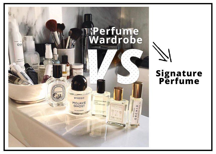 Signature fragrance VS fragrance wardrobe: ποια είναι η σχέση σου με το άρωμά σου; | tlife.gr