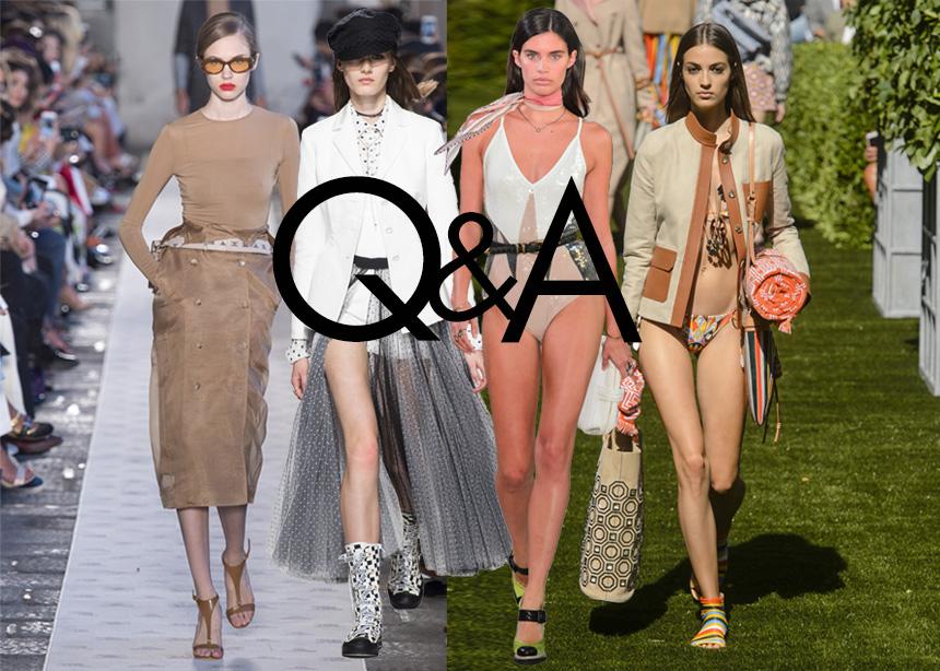 Η ομάδα μόδας απαντάει στις στιλιστικές ερωτήσεις της εβδομάδας | tlife.gr