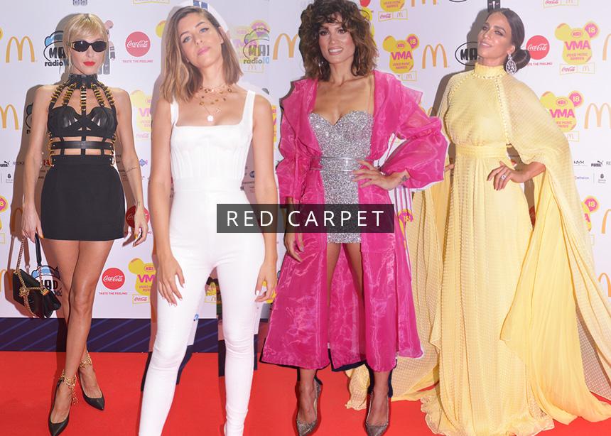 Mad VMA 2018: Τι φόρεσαν οι διάσημες στο κόκκινο χαλί; | tlife.gr