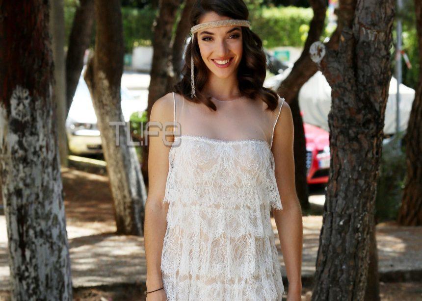 Πρόβα νυφικού για την Σοφίνα Λαζαράκη [pics] | tlife.gr