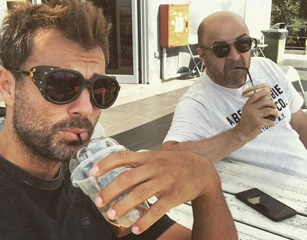 Μάρκος Σεφερλής: Η απολαυστική φάρσα που του έκανε ο Στέλιος Χανταμπάκης! Βίντεο | tlife.gr