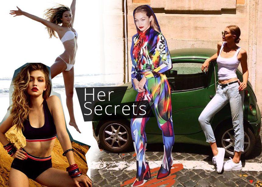 Gigi Hadid: Οι απλές ασκήσεις που κάνει για να διατηρείται σε φόρμα στις διακοπές | tlife.gr
