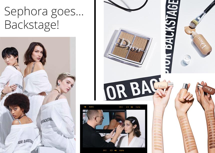 Dior Backstage: η νέα σειρά για την οποία μιλάει όλος ο beauty κόσμος έρχεται στα Sephora! | tlife.gr
