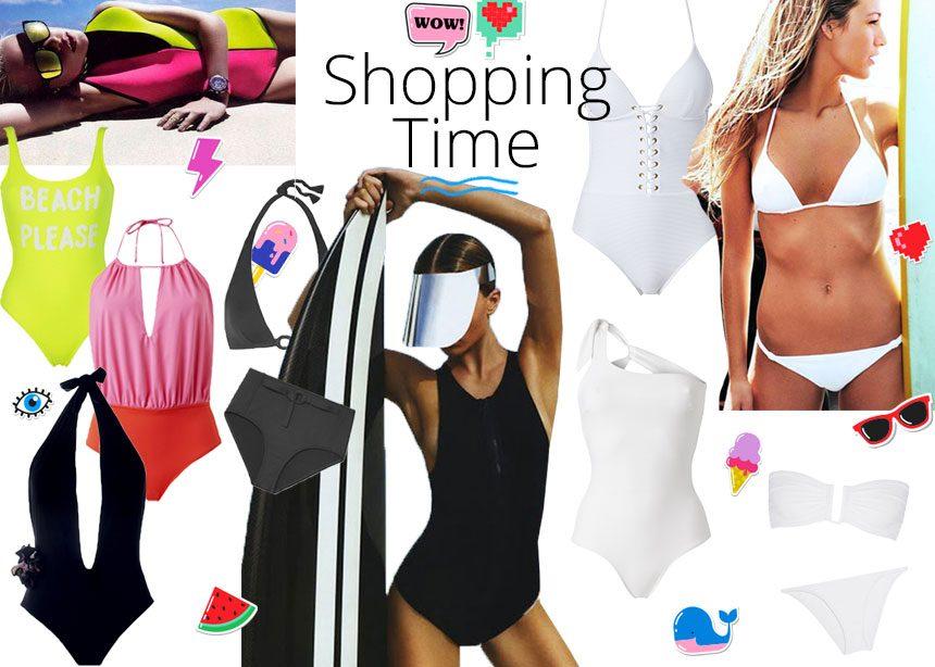 Μαύρα, λευκά, χρωματιστά: Τα stylish μαγιό που έχουν κλέψει την παράσταση φέτος το καλοκαίρι | tlife.gr