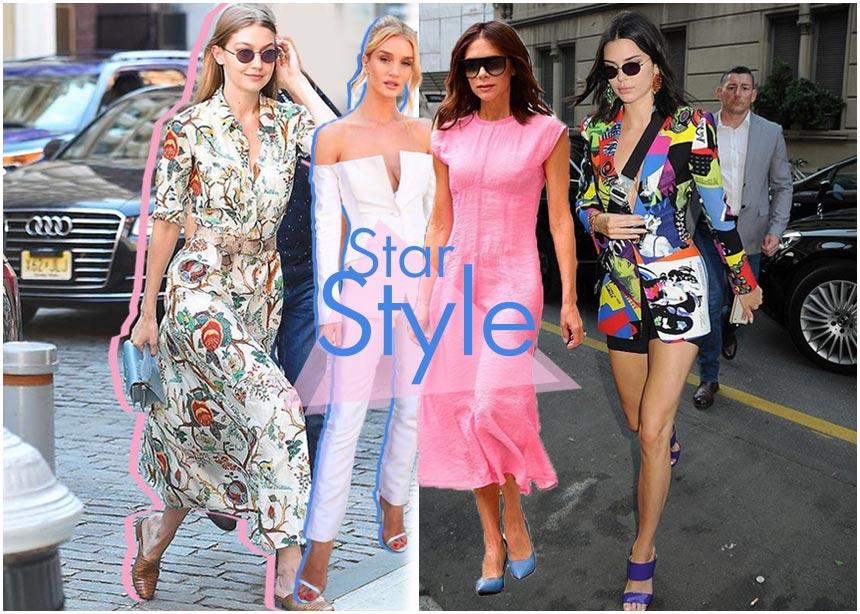 Τα outfits που επέλεξαν οι διάσημες αυτήν την εβδομάδα! Ψήφισε την καλύτερη εμφάνιση | tlife.gr