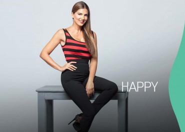«Happy Day»: Πως υποδέχτηκαν χθες οι τηλεθεατές την Σταματίνα Τσιμτσιλή; Η πορεία της εκπομπής στους πίνακες τηλεθέασης. | tlife.gr