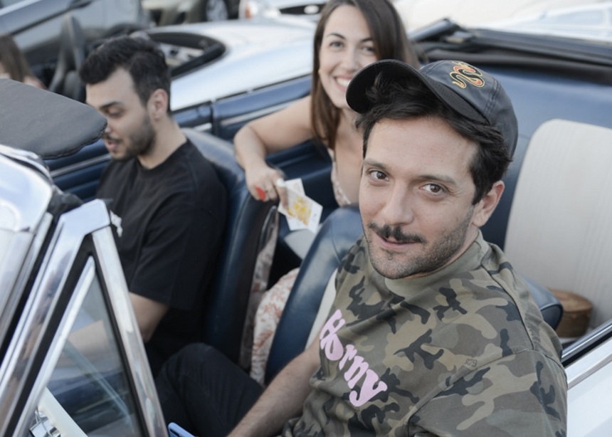 Drive in cinema στο λόφο του Λυκαβηττού [pics] | tlife.gr