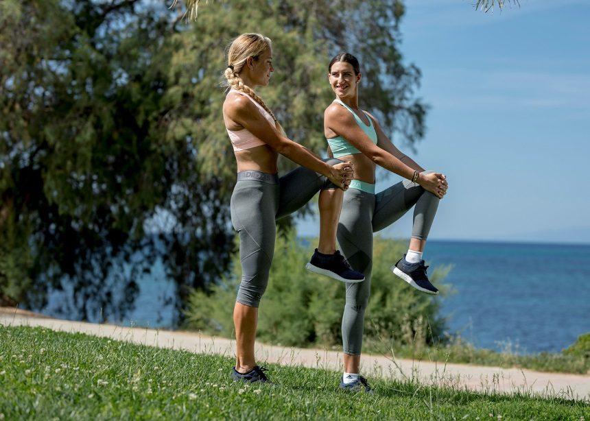 Οι adidas Women γιορτάζουν την Παγκόσμια Ημέρα Yoga και σε καλούν σε ένα δυναμικό RUN & YOGA EXPERIENCE   tlife.gr