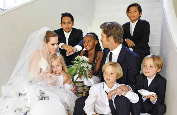 Angelina Jolie: Κίνδυνος να χάσει την επιμέλεια των παιδιών της από τον Brad Pitt | tlife.gr