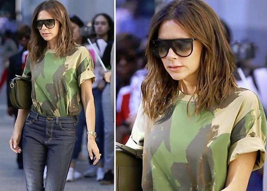 H Victoria Beckham επαναφέρει ένα παλιό trend και μας αρέσει πολύ! | tlife.gr