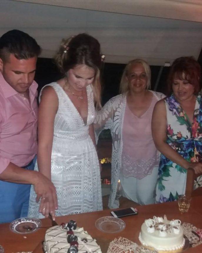 H Nικολέτα Βλαβιανού πάντρεψε την κόρη της Mαρία! [pics] | tlife.gr