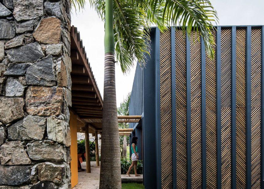 "Casa Bambu: Μία καινοτόμα μονοκατοικία στη Βραζιλία που ""κόβει"" την ανάσα   tlife.gr"