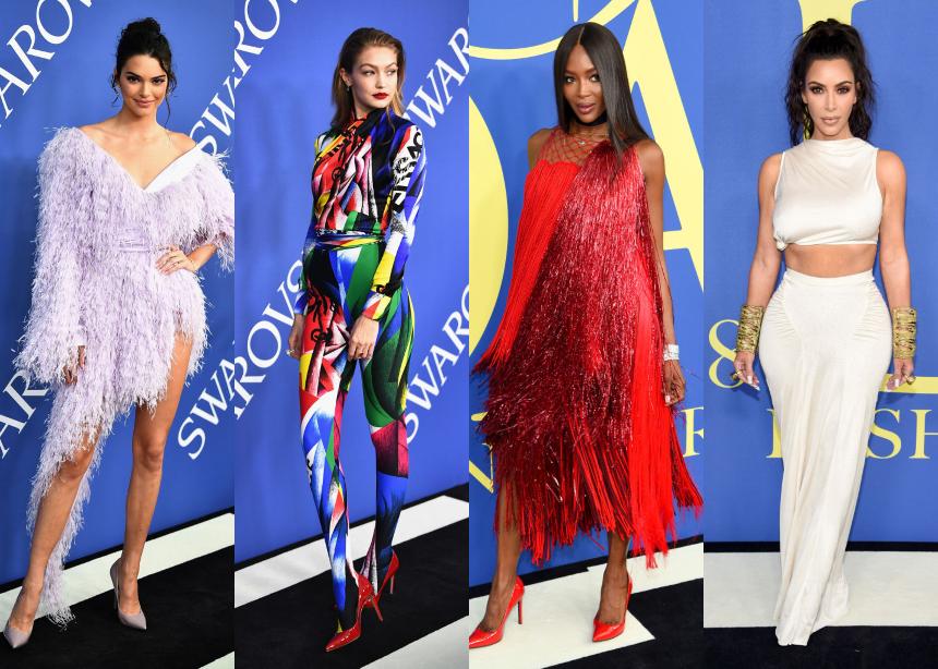 CFDA Awards 2018: Τι φόρεσαν οι σταρ στο κόκκινο χαλί