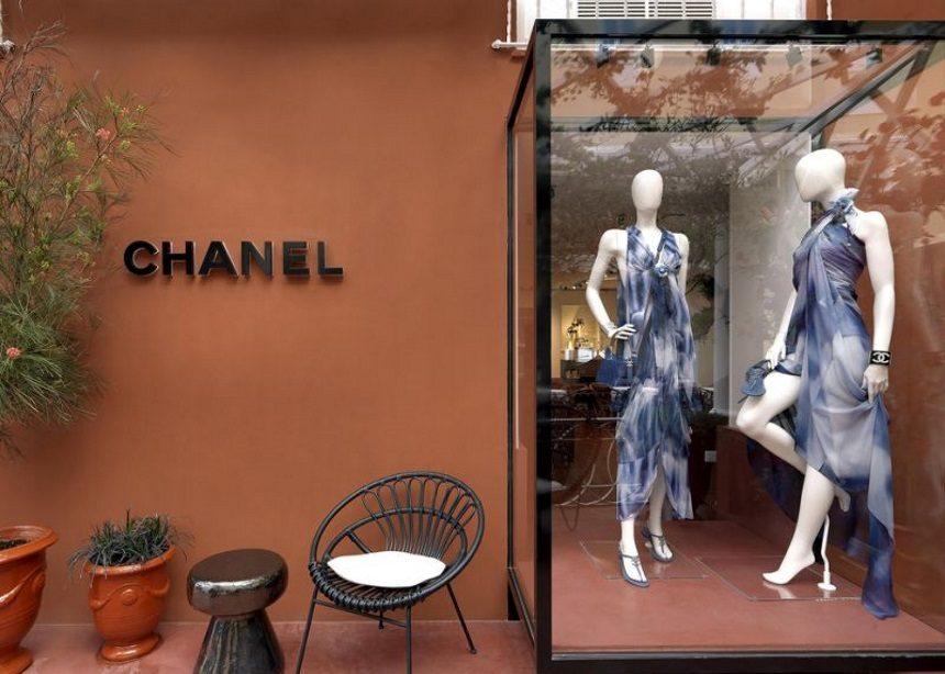 Το pop up store της Chanel στο Capri είναι το κατάστημα των ονείρων μας! | tlife.gr