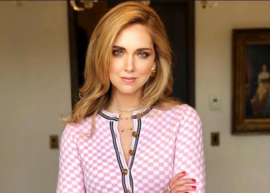 H Chiara Ferragni σε μία αποκλειστική συνεργασία με ελληνικό brand