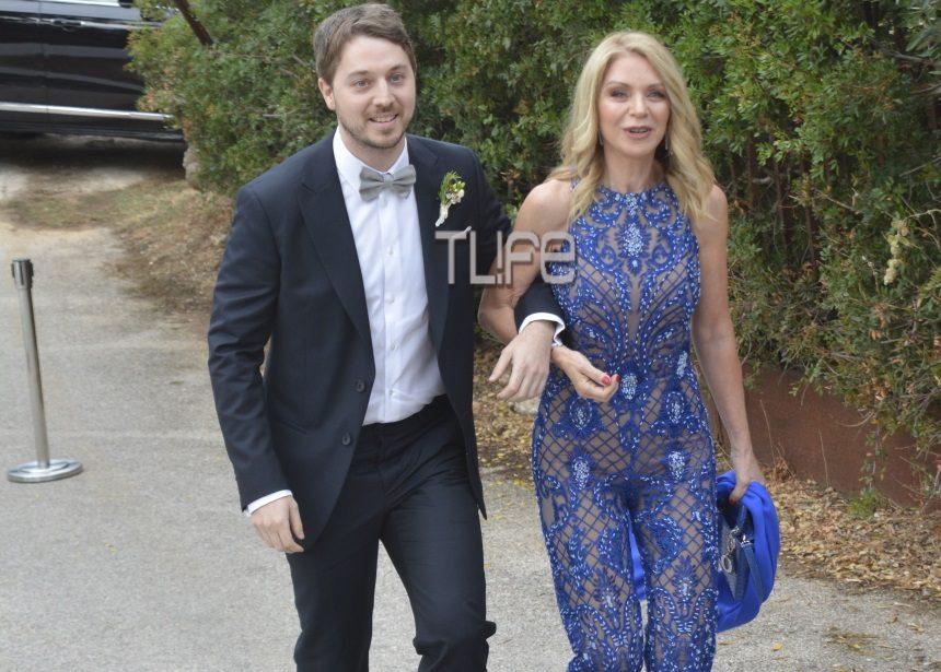 Οι πρώτες φωτογραφίες από το γάμο του γιου της 'Ελλης Στάη | tlife.gr