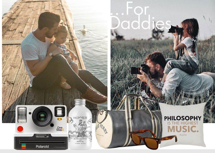 Father's Day: 30 ιδέες για το καλύτερο δώρο που θα κάνεις στον παντοτινό άνδρα της ζωής σου!   tlife.gr