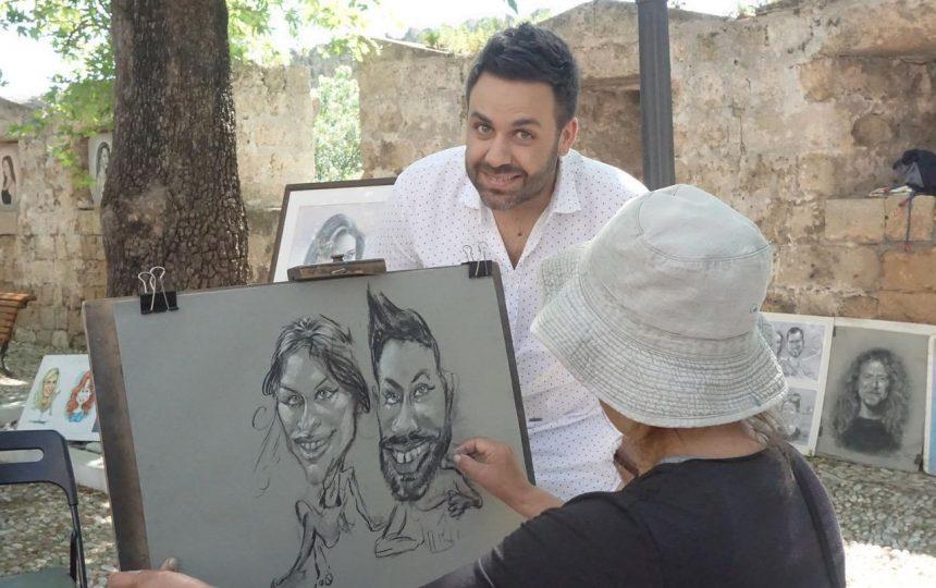 Γιώργος Γιαννιάς: Το νέο του βίντεο κλιπ, στην ιδιαίτερη πατρίδα του τη Ρόδο! Backstage φωτογραφίες | tlife.gr