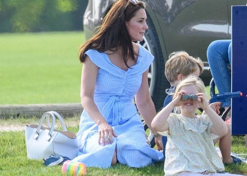 Η Kate Middleton επέλεξε ένα φόρεμα που ίσως έχεις κι εσύ στην ντουλάπα σου   tlife.gr