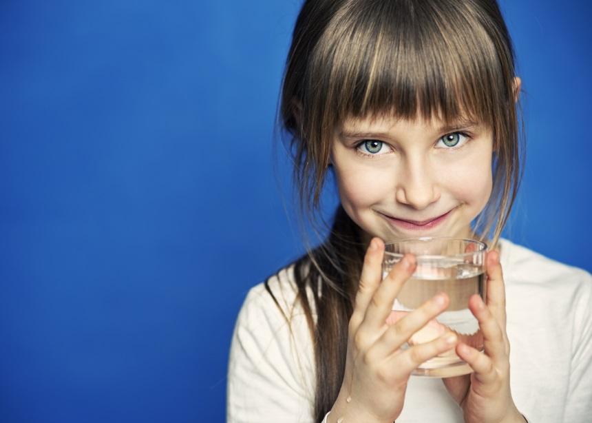 Hydration ratio: 4 μύθοι για τη σχέση των παιδιών με το νερό και την ενυδάτωση!