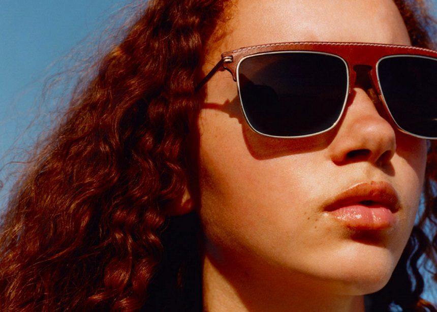 Ο οίκος Loewe λανσάρει… δερμάτινα γυαλιά ηλίου! | tlife.gr