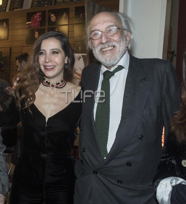 Μαρία Ελένη Λυκουρέζου: To μήνυμα για τον πατέρα της Αλέξανδρο Λυκουρέζο, αλλά και για τις φήμες γάμου του!   tlife.gr
