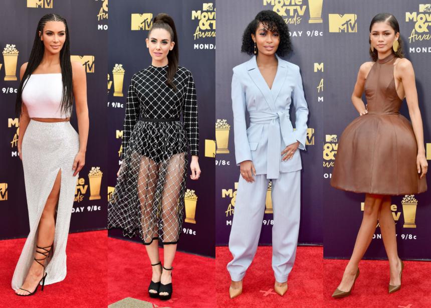 MTV Movie & TV Awards: Τι φόρεσαν οι σταρ στο κόκκινο χαλί; | tlife.gr