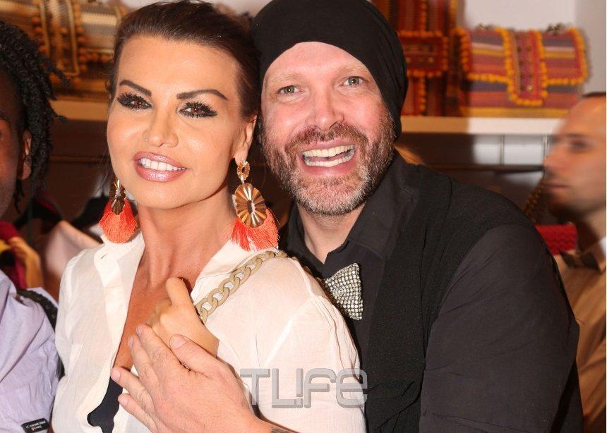 Ξεχωριστό fashion event με celebrities! [pics]   tlife.gr