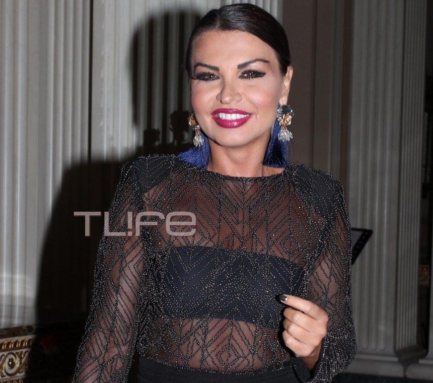 Νίνα Λοτσάρη: Κοσμική εμφάνιση σε φιλανθρωπική επίδειξη μόδας!   tlife.gr