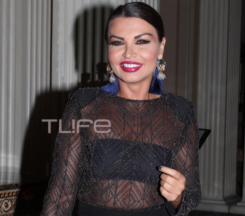 Νίνα Λοτσάρη: Κοσμική εμφάνιση σε φιλανθρωπική επίδειξη μόδας! | tlife.gr
