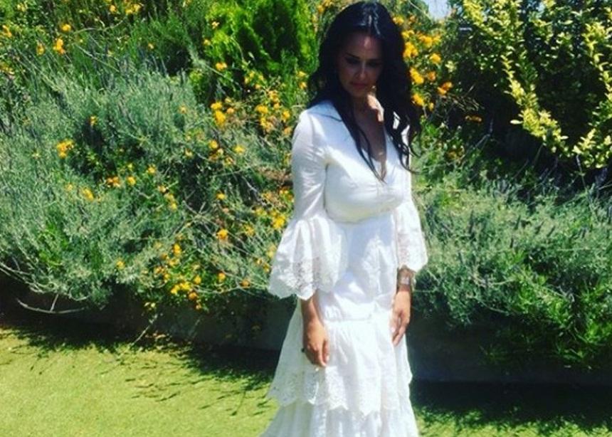 Όλγα Λαφαζάνη: Το πάρτι γενεθλίων της κόρης της, Μαρίας Αλεξάνδρας! [pics]