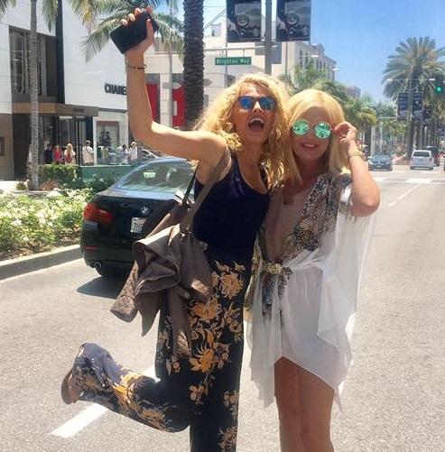 Μαρίνα Πατούλη: Βόλτες στο Beverly Hills και στους δρόμους που γυρίστηκε το «Pretty Woman»! | tlife.gr