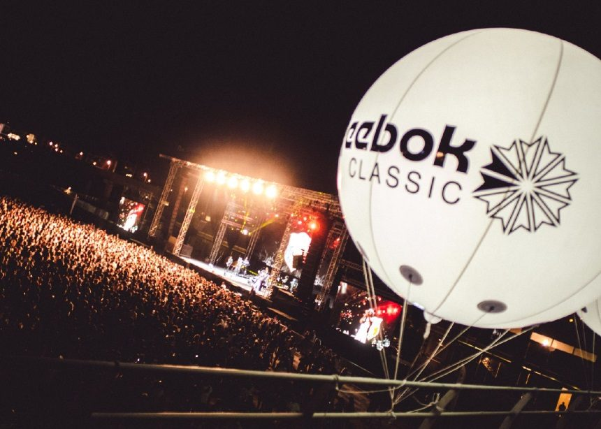 H Reebok Classic κέρδισε τις εντυπώσεις στο Release Athens Festival | tlife.gr