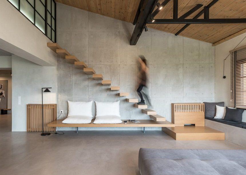 Αυτό το εντυπωσιακό και αφαιρετικό διαμέρισμα δεν βρίσκεται στη… Σκανδιναβική Χερσόνησο | tlife.gr