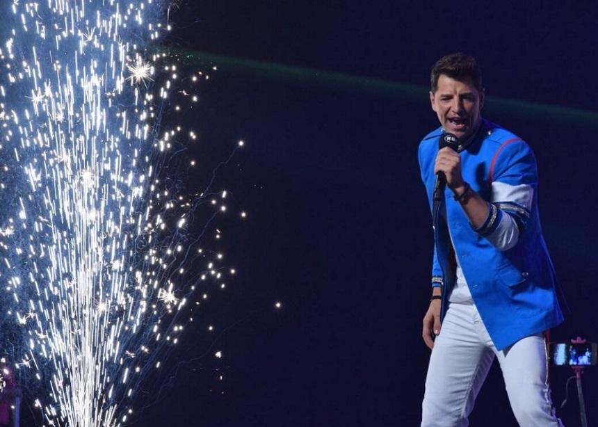 Σάκης Ρουβάς: Όλες οι στιλιστικές λεπτομέρειες για τα looks που φόρεσε στα Mad VMA