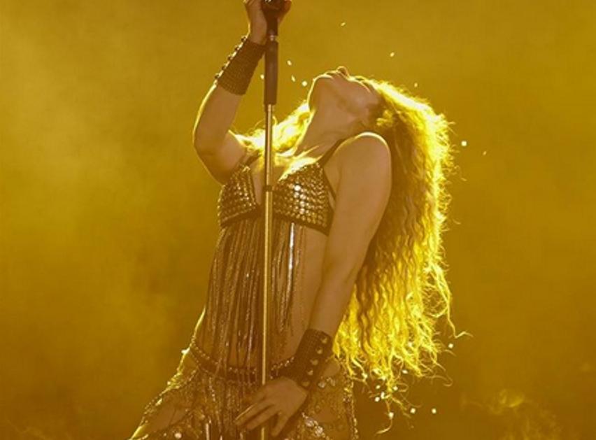 Shakira: Αποθεώθηκε στο Λονδίνο! Κατέβηκε στο κοινό και έγινε χαμός [vid]   tlife.gr