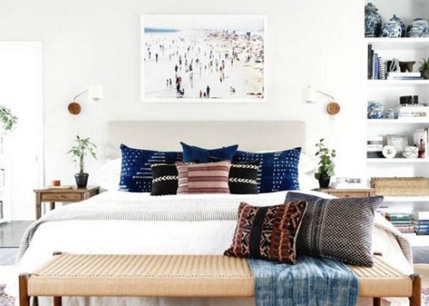 Υπνοδωμάτιο: Πέντε τρόποι να διακοσμήσεις τον αποθηκευτικό χώρο του δωματίου σου