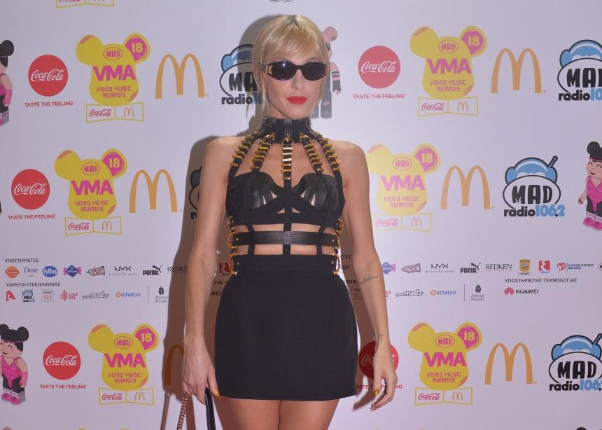 Τάμτα: Τι κοινό μπορεί να έχει η εμφάνισή της στα Mad VMA με την Kim Kardashian;