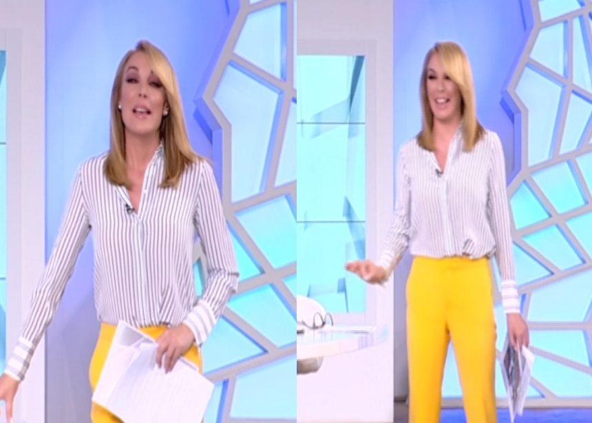 Το look της Τατιάνας (14/06) | tlife.gr