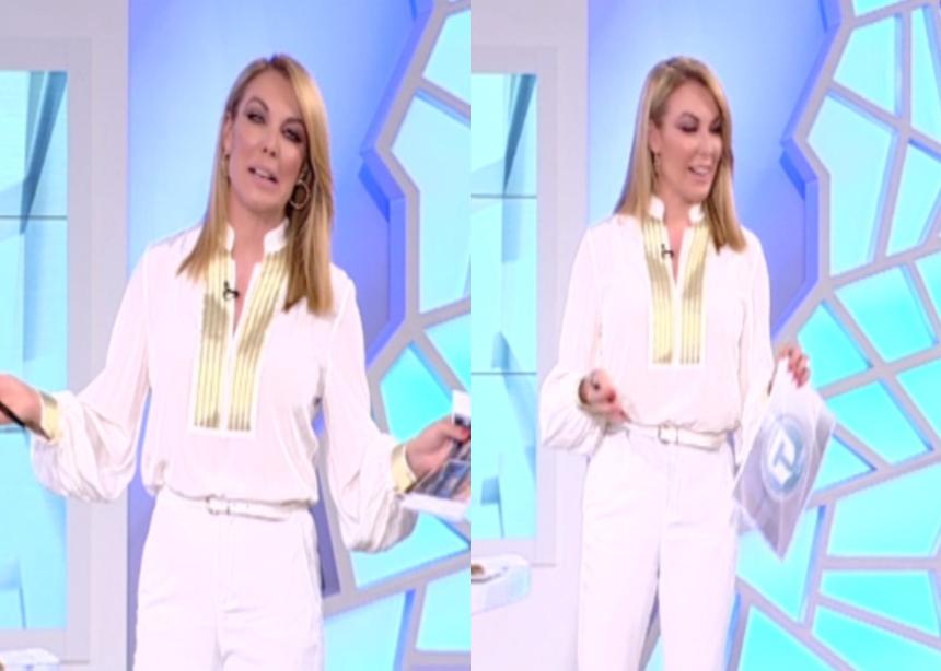 Το look της Τατιάνας (26/06) | tlife.gr