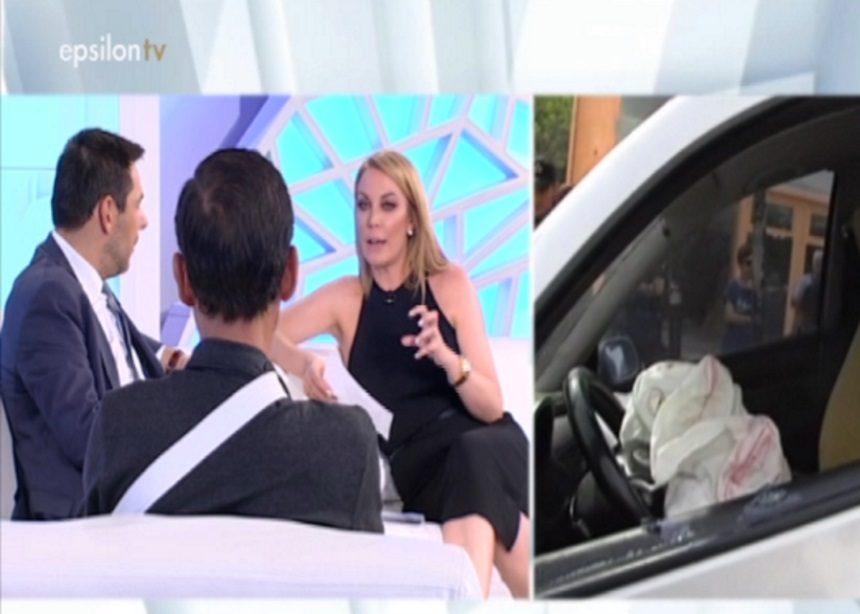 Ο οδηγός που προκάλεσε τροχαίο στη Μεταμόρφωση όταν το αυτοκίνητό του έπεσε σε στάση λεωφορείου λύνει τη σιωπή του στην Tatiana Live | tlife.gr