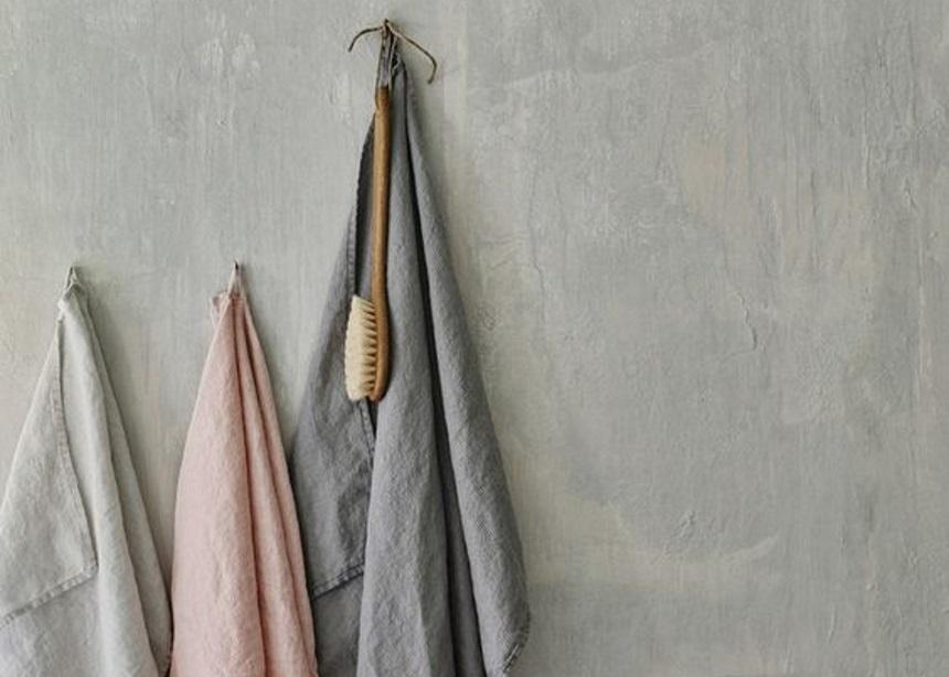 Home Economics: Εσύ πόσο συχνά πλένεις τις πετσέτες σου;