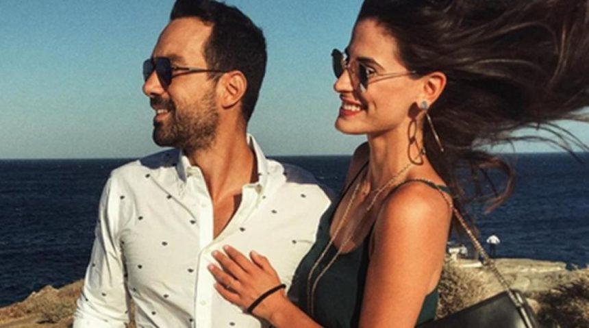 Σάκης Τανιμανίδης: Δες πόσο τυχερός νιώθει που έχει στη ζωή του τη Χριστίνα Μπόμπα! [pic] | tlife.gr