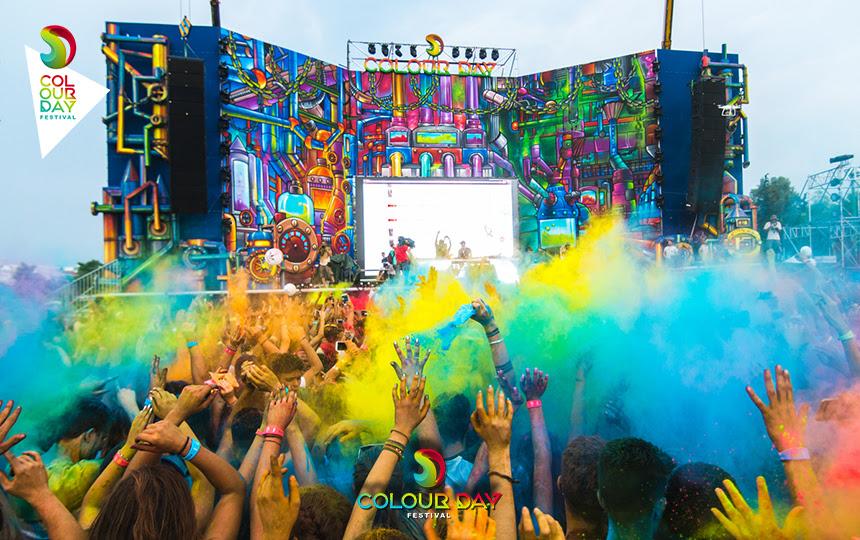 Colour Day Festival 2018: Αυτοί είναι οι καλλιτέχνες που θα εμφανιστούν στο φετινό φεστιβάλ! | tlife.gr
