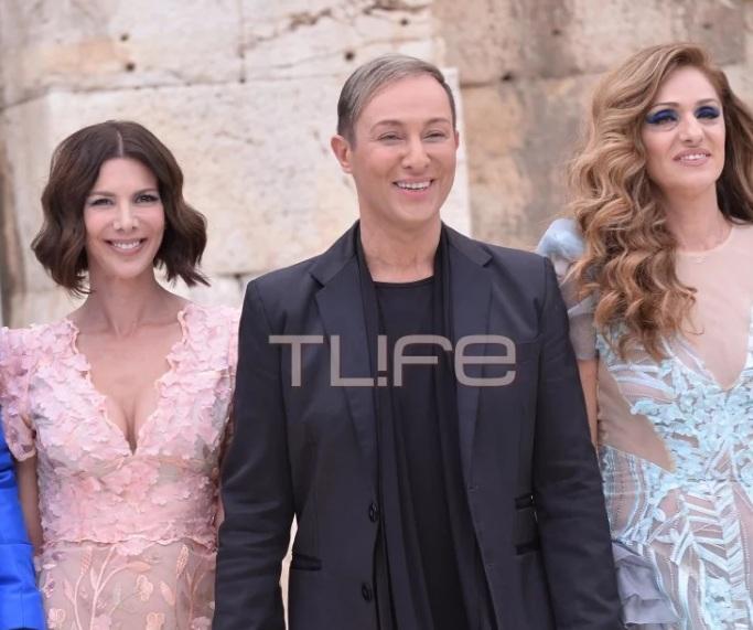 Βασίλειος Κωστέτσος: Νέα επίδειξη μόδας μετά το Ηρώδειο, στην αγαπημένη του  Νέα Σμύρνη | tlife.gr