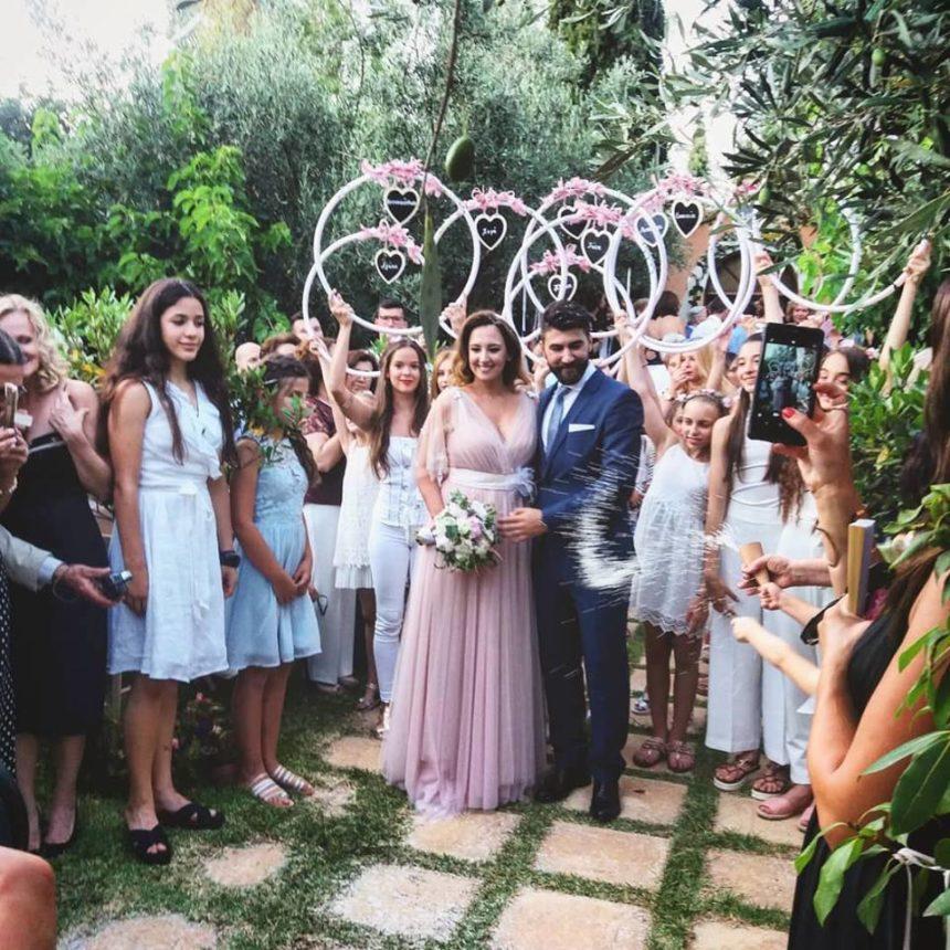 Κλέλια Πανταζή: Παντρεύτηκε τον αγαπημένο της [pics] | tlife.gr