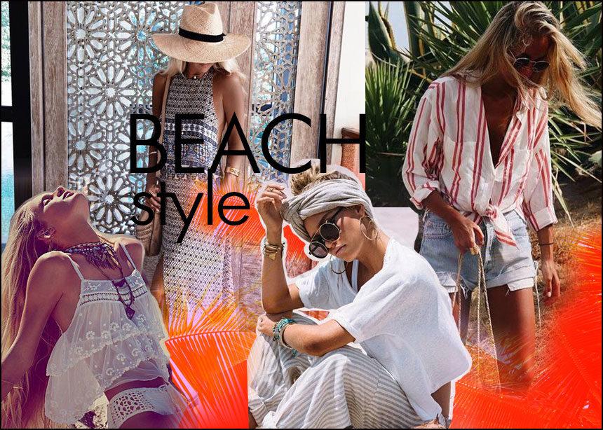 Συμβουλές για να είσαι stylish στην παραλία το φετινό καλοκαίρι | tlife.gr