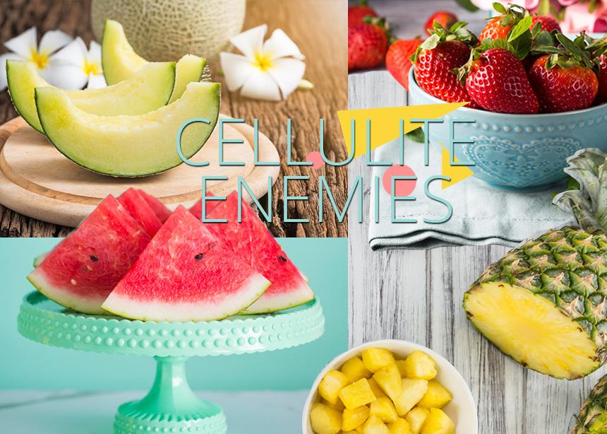 Τα καλοκαιρινά φρούτα που μειώνουν την κυτταρίτιδα. Πρόσθεσέ τα στη shopping list σου!   tlife.gr
